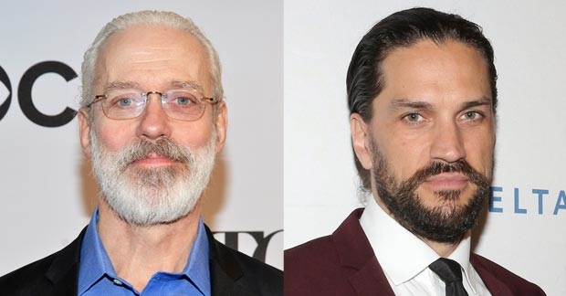Terrence Mann Author >> Terrence Mann And Will Swenson Will Star In Jerry Springer
