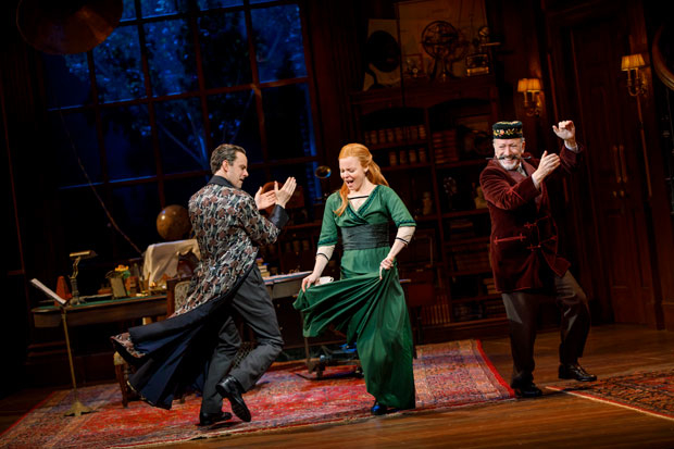 Freudian Slips And Fabulous Hats Catherine Zuber Takes Us Inside My Fair Lady Theatermania