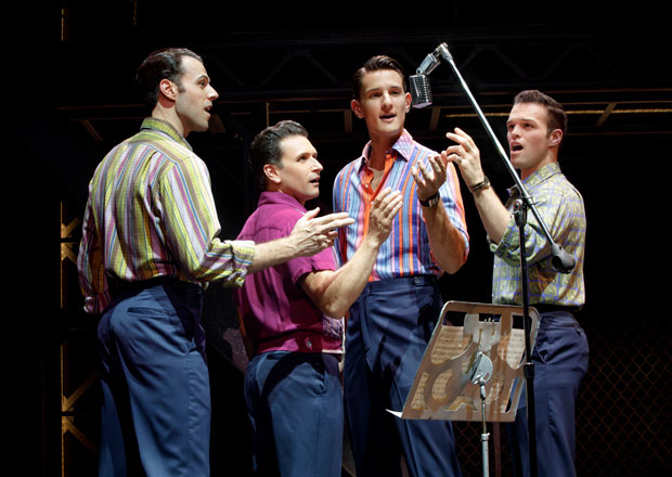 Jersey Boys, Starring Sam Wolf, Releases New Photos