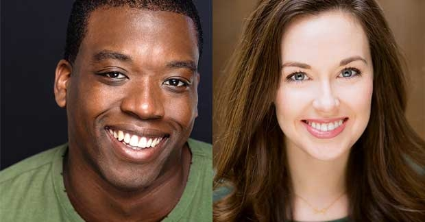 deleon dallas and liana hunt join the world premiere cast of looking for christmas at - Black Christmas Cast