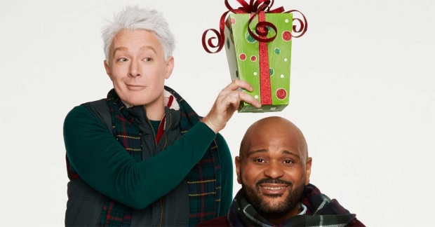 Clay Aiken and Ruben Studdard are coming to Broadway.