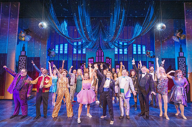 A Second Chance At Teenage Dreams In The Prom On Broadway