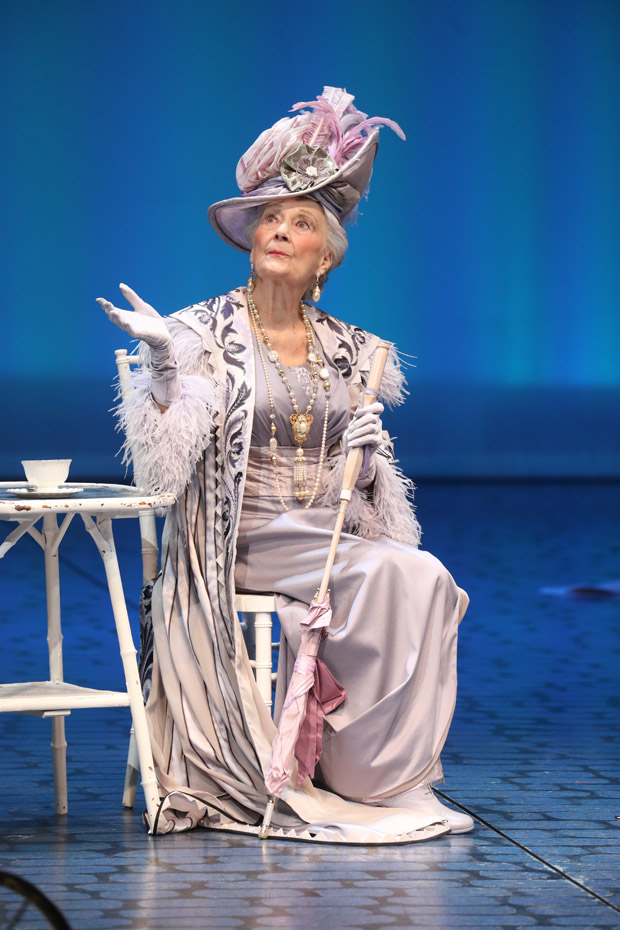 In My Fair Lady, Rosemary Harris Relishes Her Time as a Broadway Replacement | TheaterMania