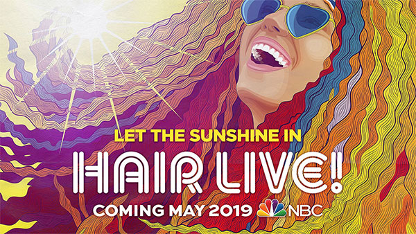NBC Cancels Plans for Hair Live! | TheaterMania