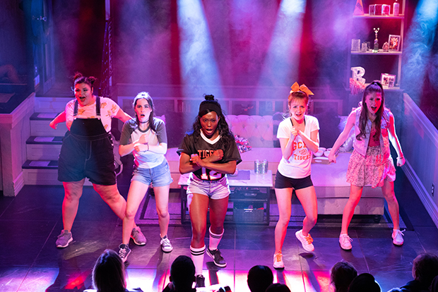 Cheerleader Horror Musical We Are the Tigers Stalks Laughs
