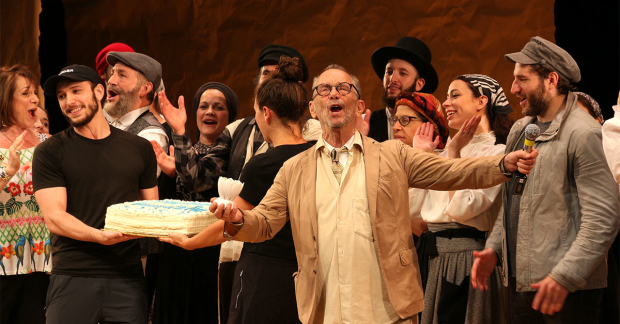 Yiddish Fiddler on the Roof Celebrates Anniversary