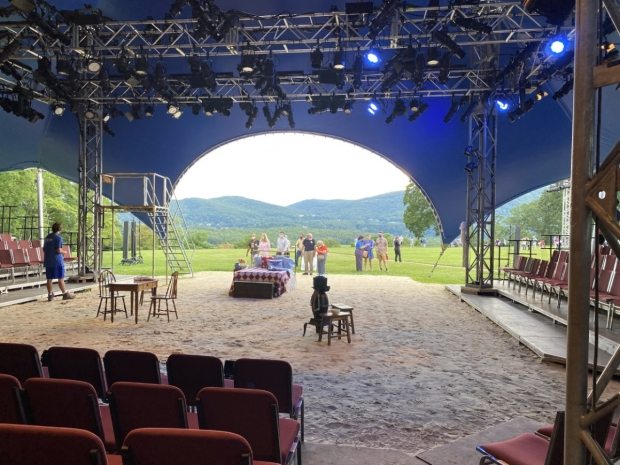 Interview: How Hudson Valley Shakespeare Festival Is Adapting to the New World | TheaterMania