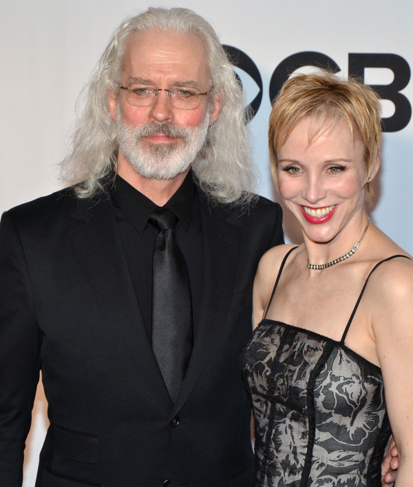 Books By Terrence Mann >> Tony Nominated Pippin Stars Terrence Mann And Charlotte D