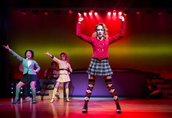 How Not Very! Off-Broadway's Heathers: The Musical Will End