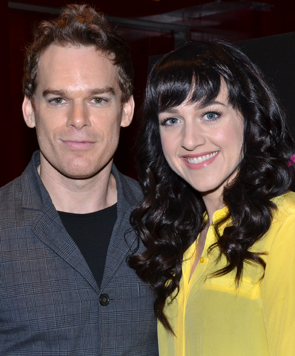 Michael c hall and wife pictures 1