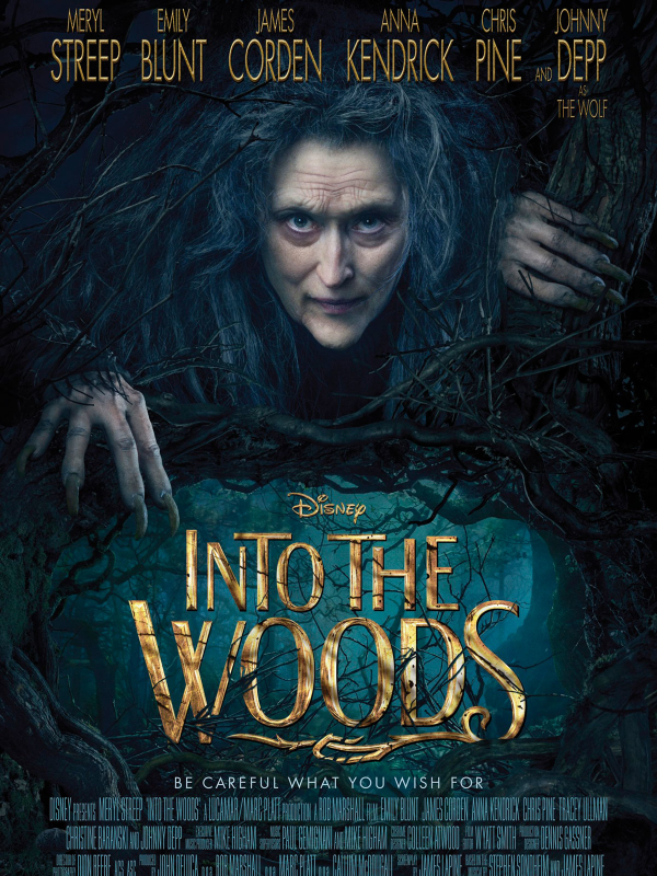 Disney S Into The Woods Announces Dvd Release Date Theatermania