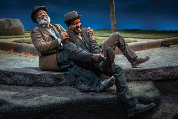 Waiting For Godot As An Existentialist Play Waiting For Godot As An  Waiting For Godot As An Existentialist Play Examples Of A Thesis Statement For An Essay also Essay Topics For High School English  Best Phd Online