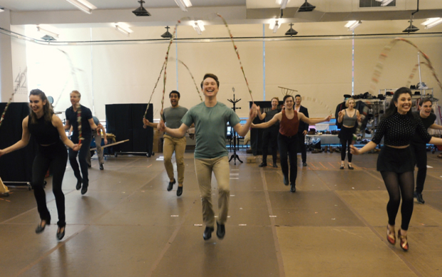 A Tap-Tastic Preview of Paper Mill Playhouse's Holiday Inn