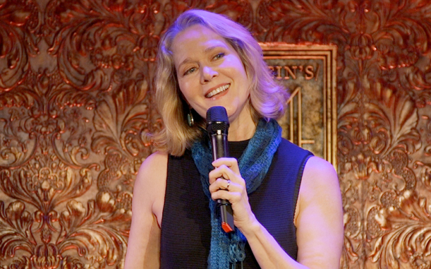 """Rebecca Luker Previews a Gershwin Brothers Revue With """"The Man I Love"""""""